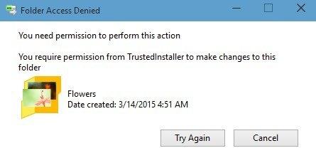 Berechtigung Von Trustedinstaller